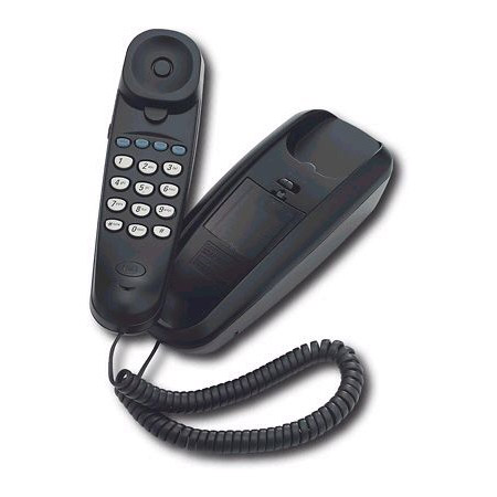 telephones corded phones cora slimline telephone