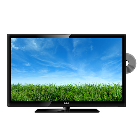 Tvs Accessories Tvs Rca 32 Led Hd Tv W Built In Dvd Player